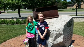 9/11 Memorial at Holt Plaza