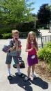 Ice cream at the aquatic center